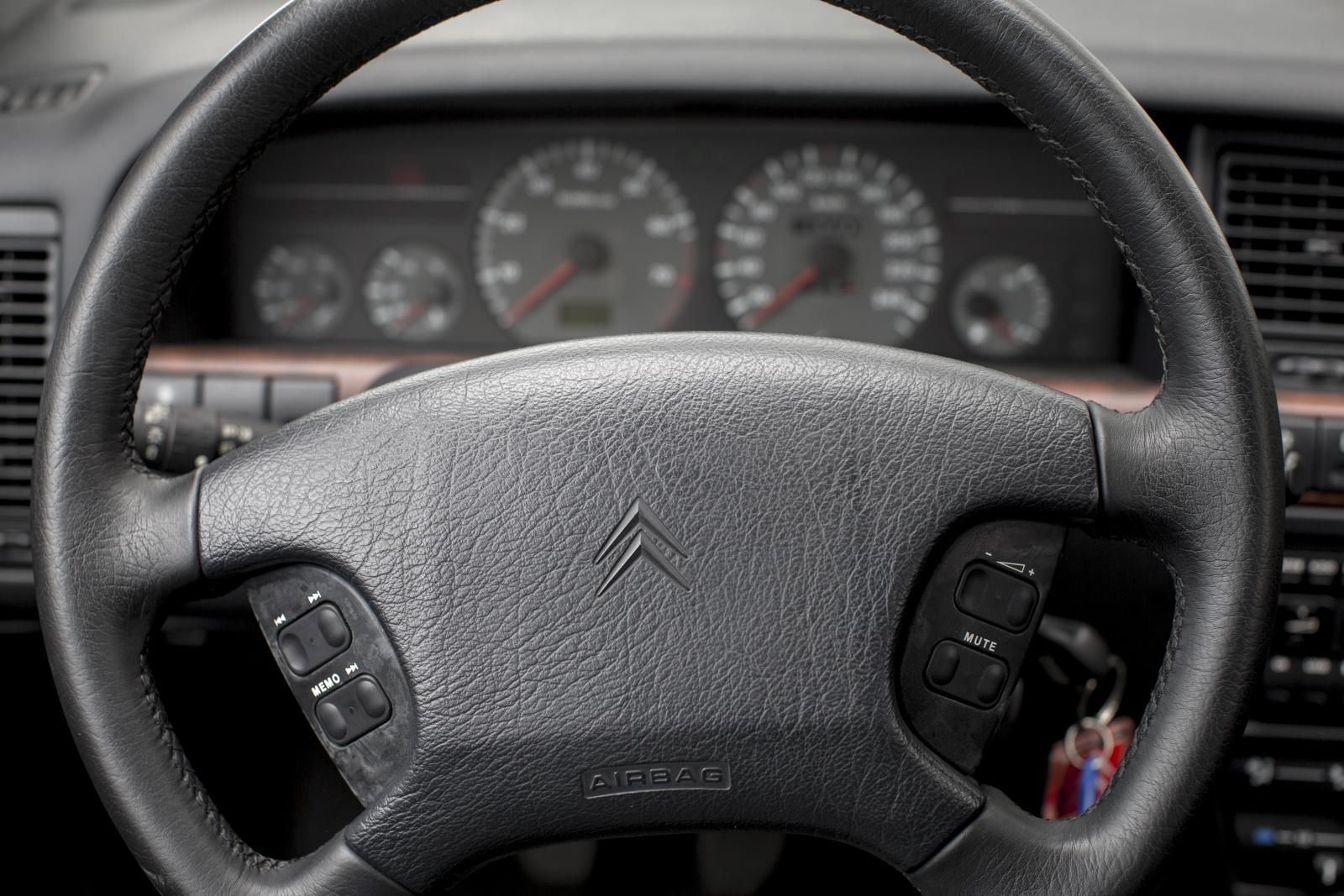 Xantia steering wheel