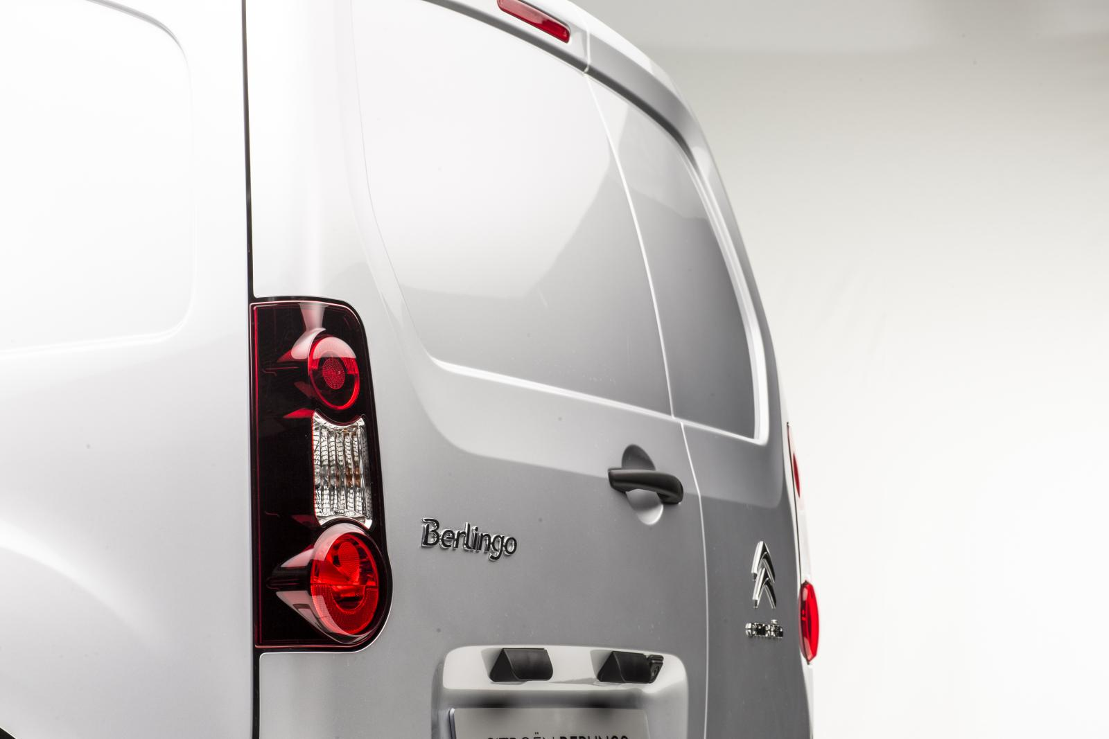 Berlingo 2nd generation