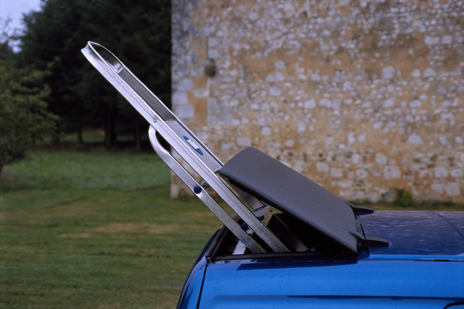 Berlingo 2002 ladder