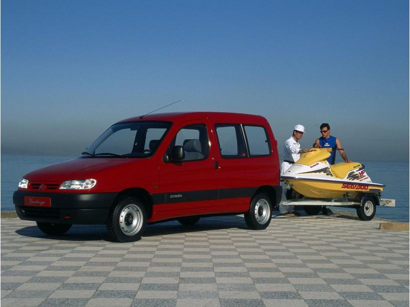 Berlingo 5 seats SX 1996