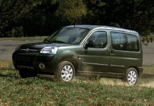 Berlingo 5 seats XTR 2003 reshaped