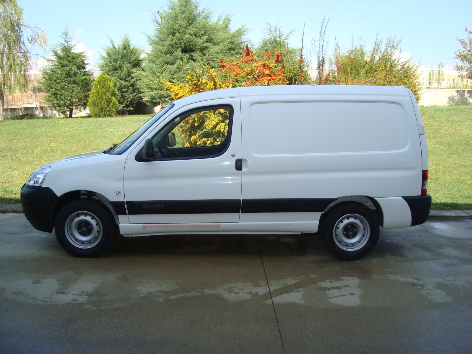 Berlingo long van 2010