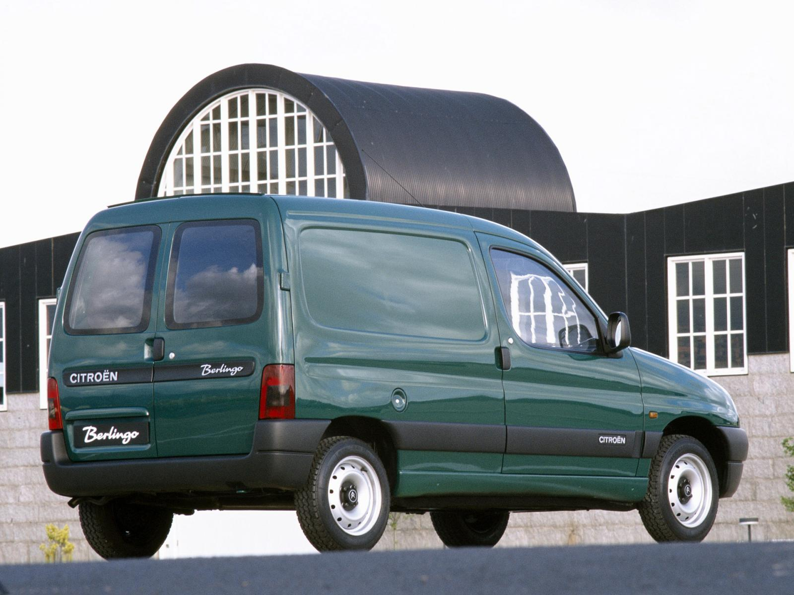 Berlingo VU 1996 in replacement of C15