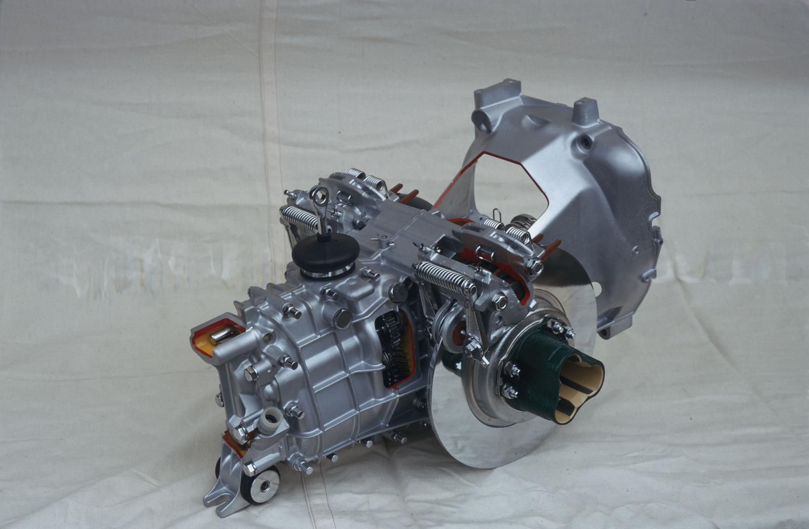 GS 1970 gearbox