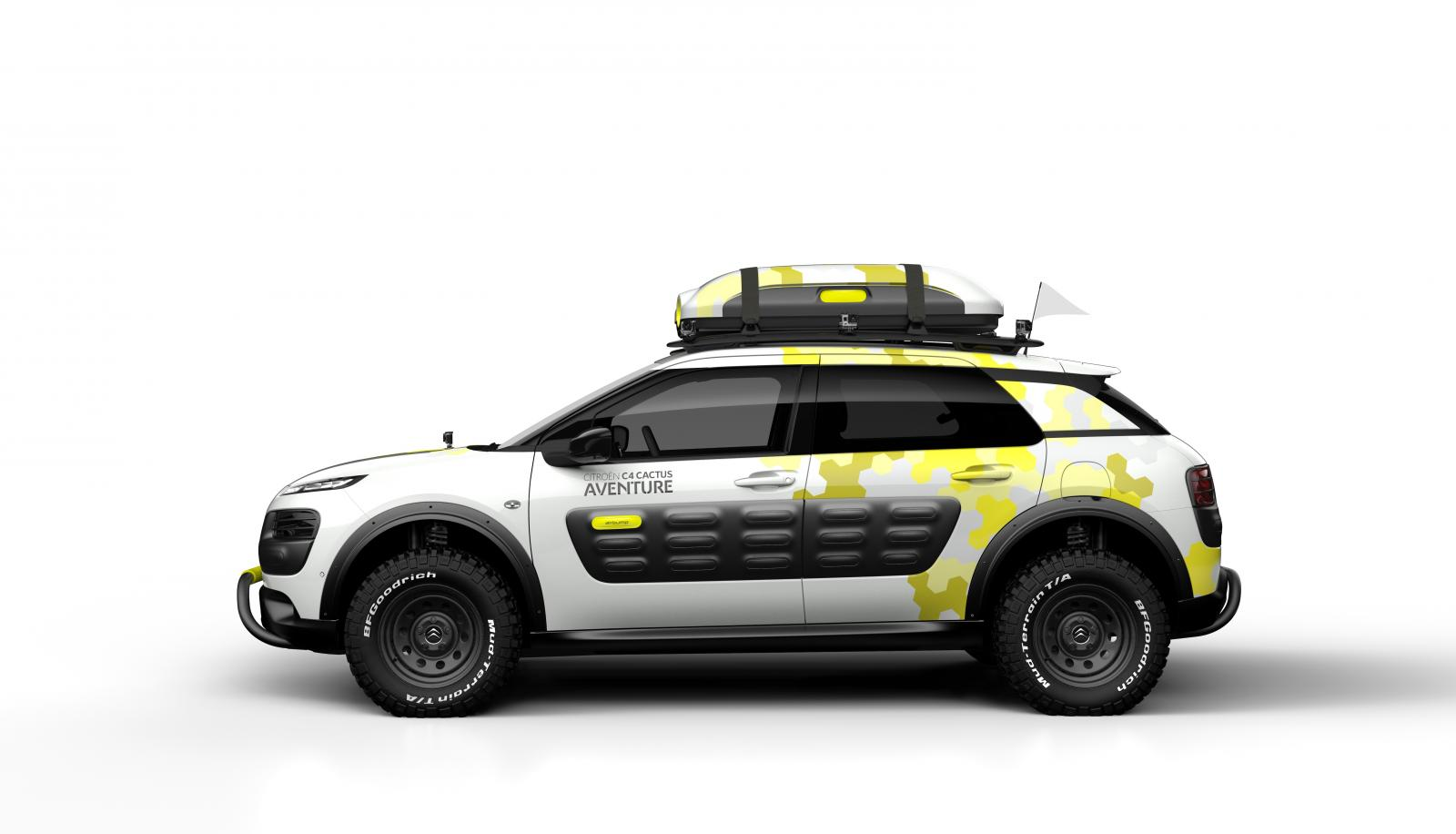 Concept-car C4 Cactus Adventure 2014