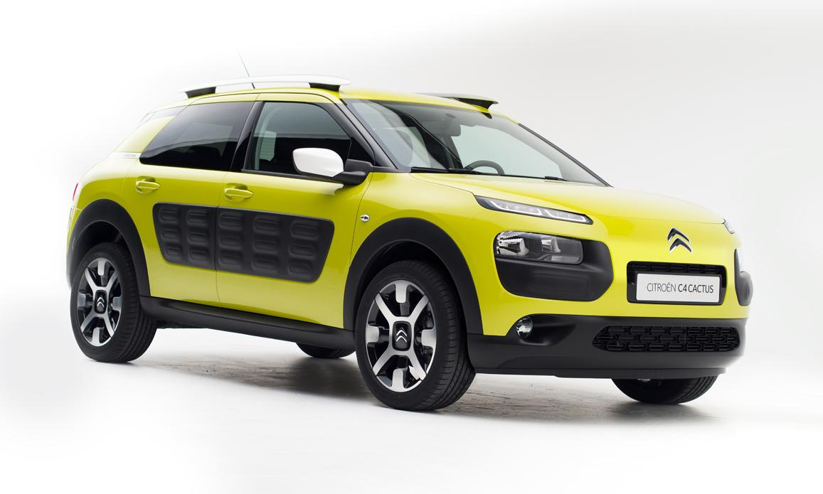 C4 Cactus Feel edition 2014 3/4 front