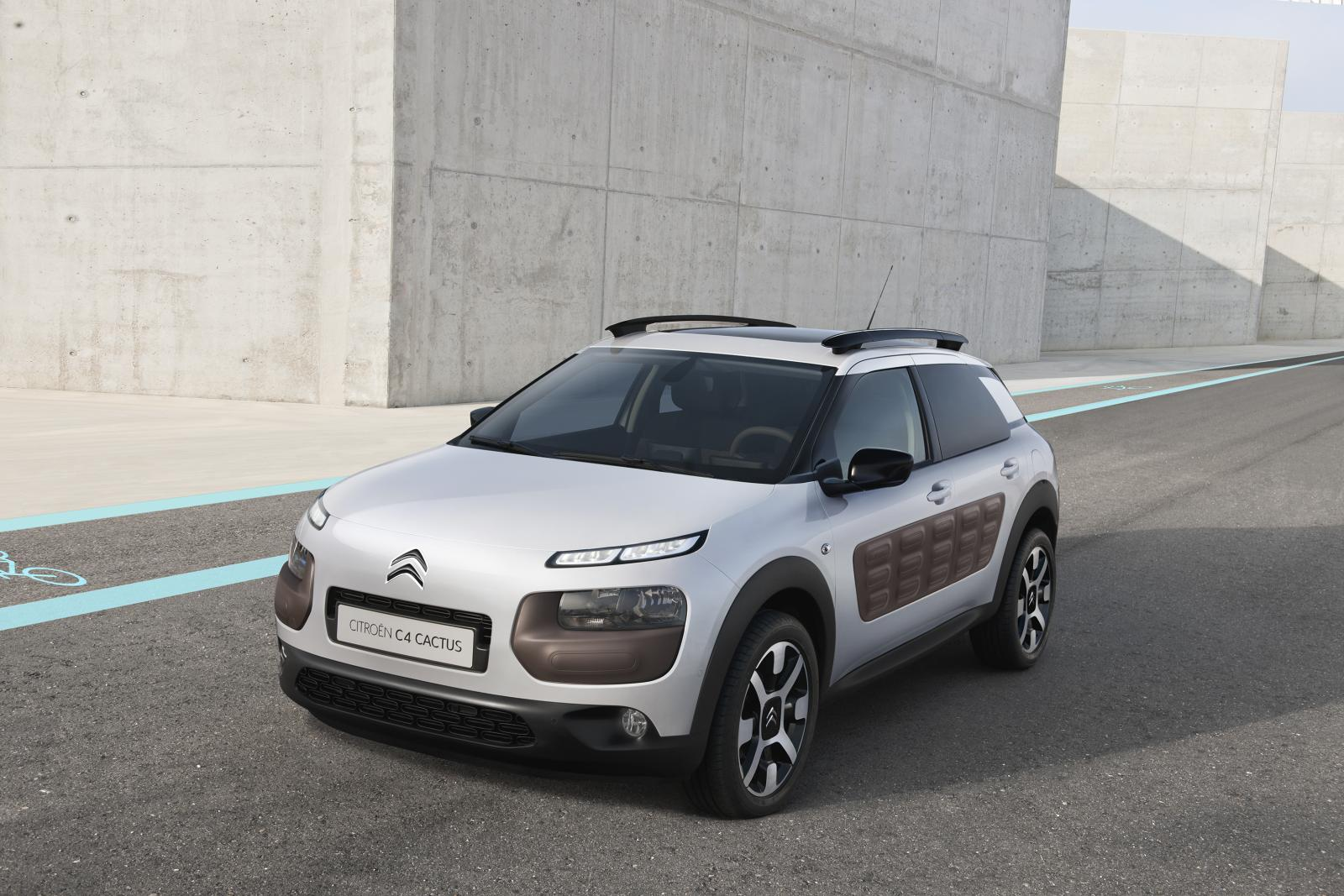 C4 Cactus Shine edition 2014 Amsterdam 3/4 front