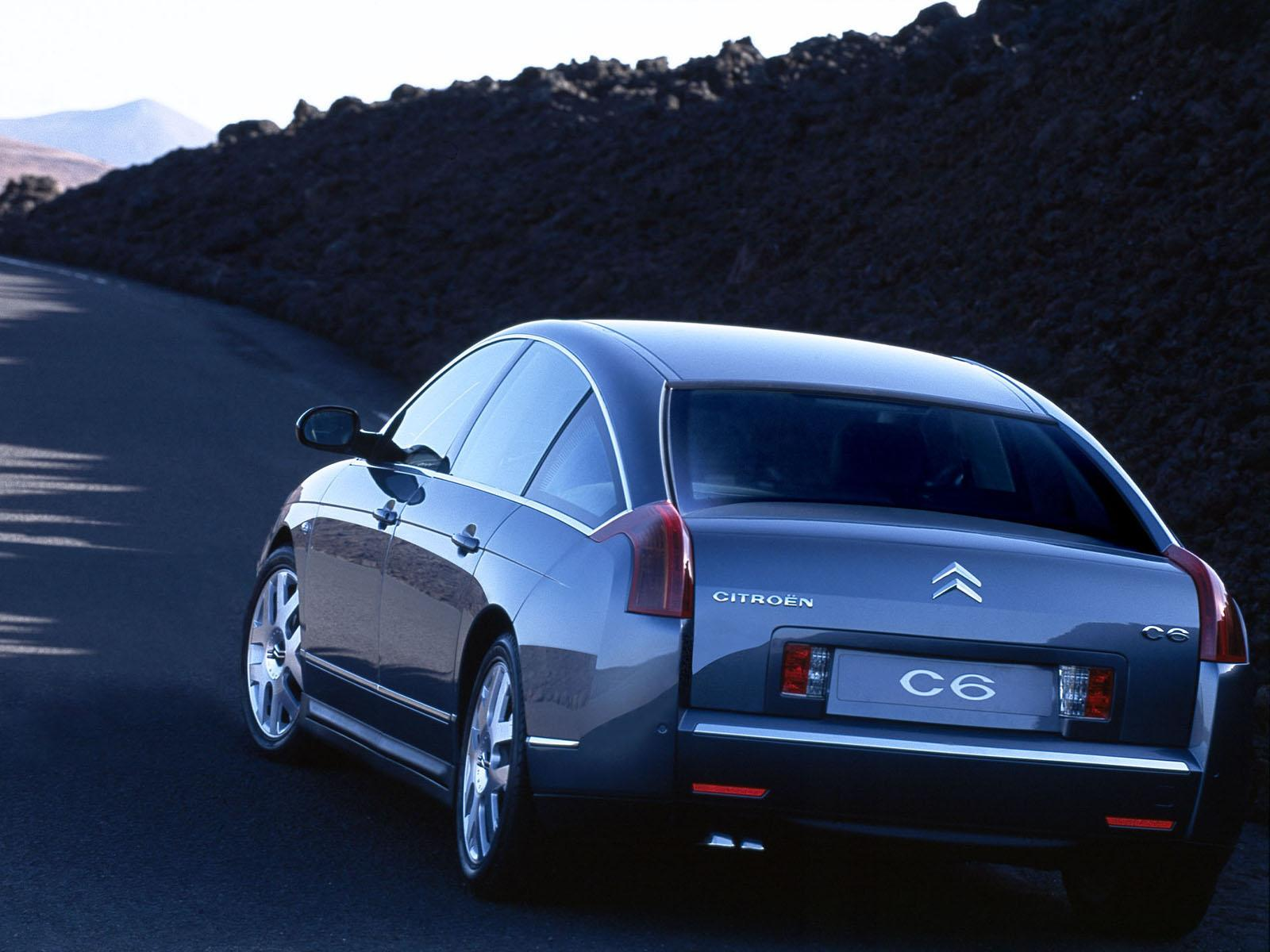 C6 V6 HDi Exclusive 2005