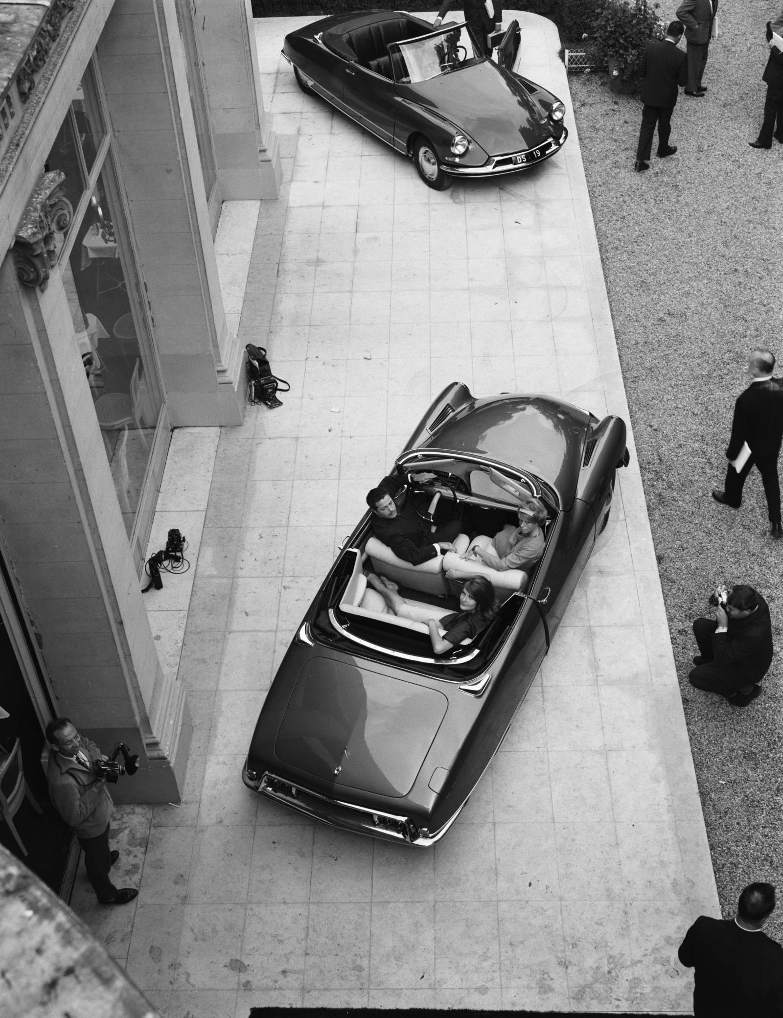 Citroën DS 19 Cabriolet-Press Release-1961