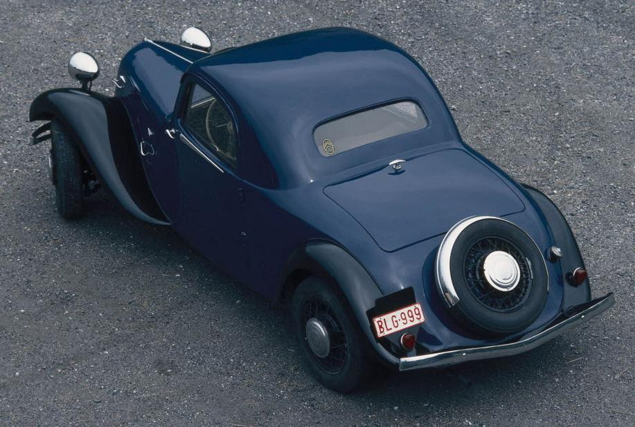 Traction 11B ''Faux-Cabriolet'' 1937