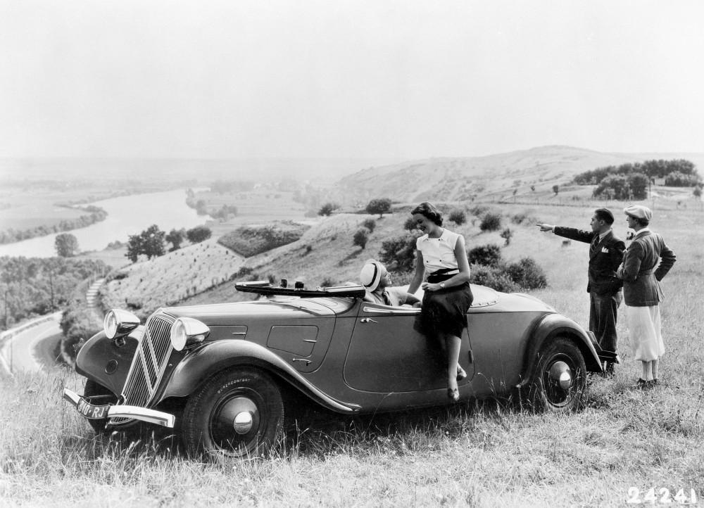 Traction Avant 11 Cabriolet