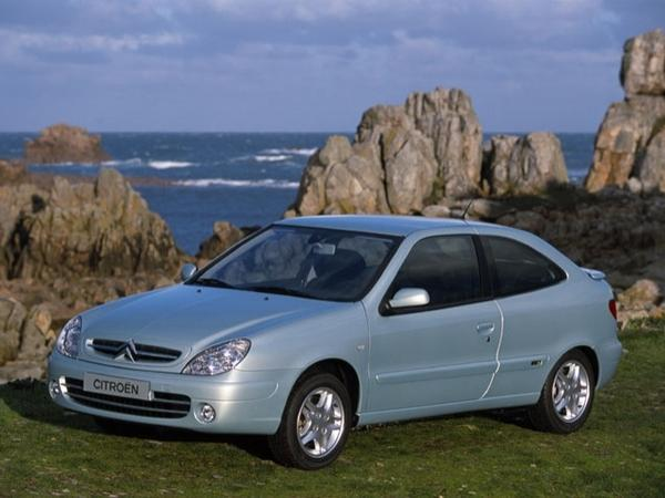 Xsara Coupé VTS 2003 predecessor of the C4