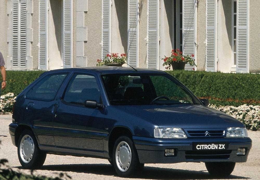 ZX Coupé Furio 1.8i 1995 3/4 front right